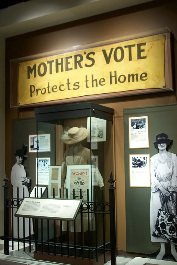 Artifacts in case speaking to voting rights