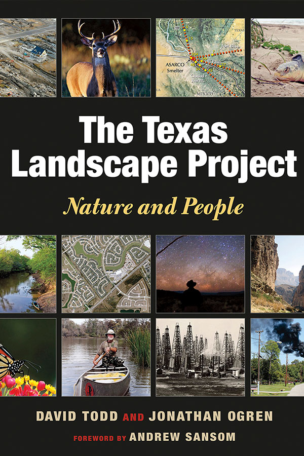 Texas Landscape Project Cover