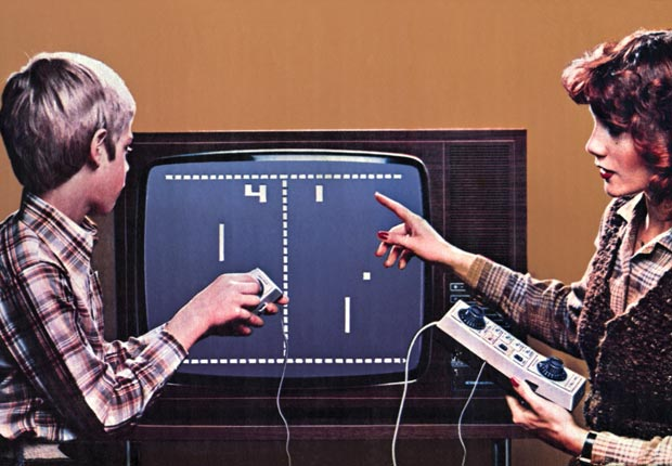 Pong to Pokémon: The Evolution of Electronic Gaming | Bullock Museum