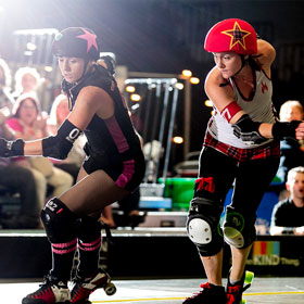 Roller Derby exhibition opens March 14