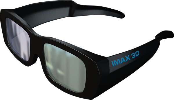 The laser system uses new 3D glasses and a completely different 3D technology for best possible viewing.