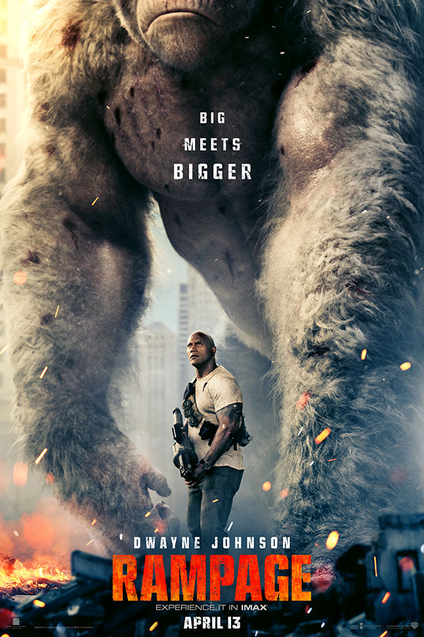 Rampage: The IMAX Experience