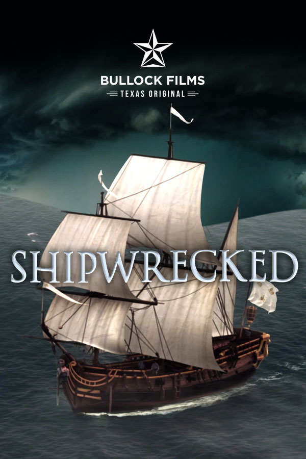 Shipwrecked is an original production featuring the story of La Salle's final journey