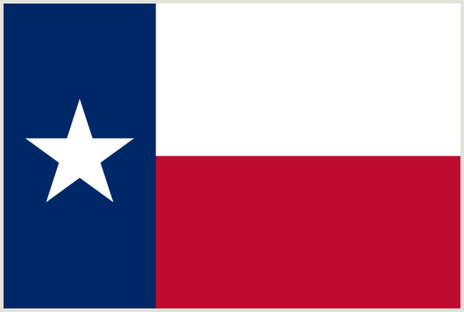 The Six Flags Of Texas