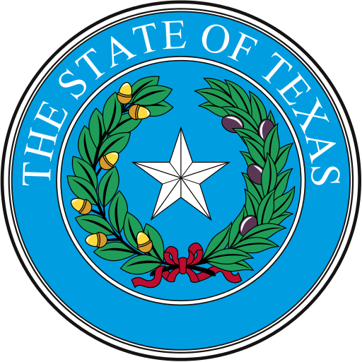 A seal for the nation and the state.