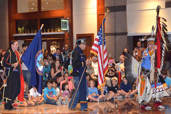 American Indian Heritage Day 2014