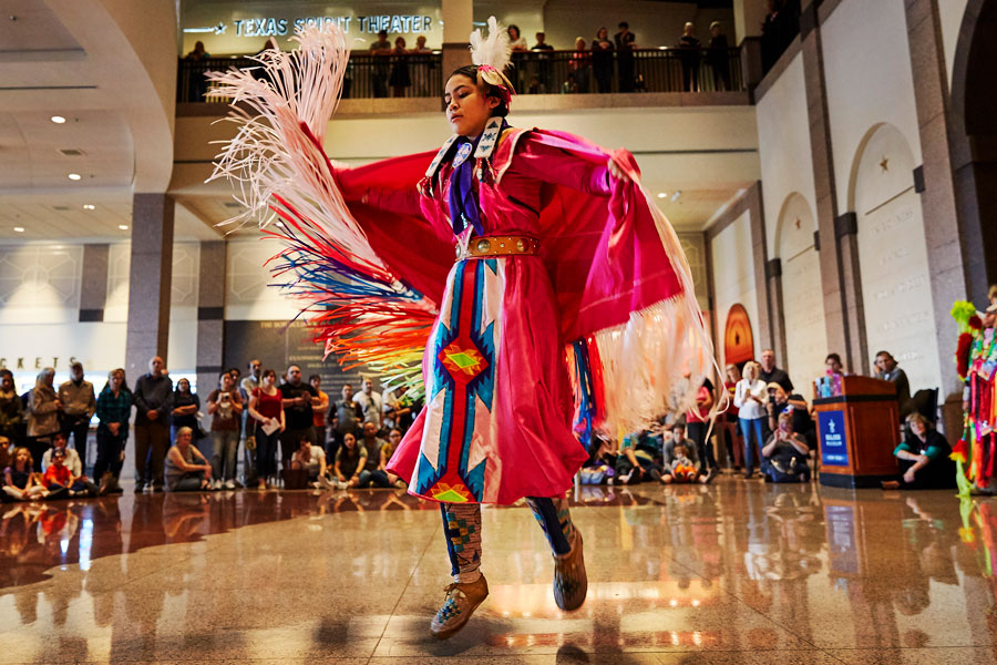 The sixth annual American Indian Heritage Day celebration will take place at the Bullock Museum on September 28.