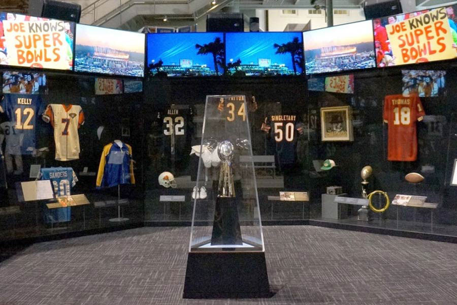 Gridiron Glory:  The Best of the Pro Football Hall of Fame